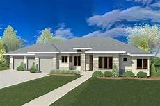 house plans one story one story prairie style house plan 290067iy