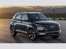 The 2020 Hyundai Venue Raises The Bar For Compact SUVs As
