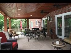 covered patio ideas covered patio ideas and pictures youtube