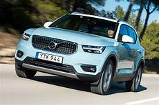 New Volvo Xc40 Suv 2017 Review Auto Express