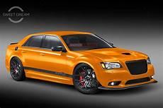 Sweet Chrysler 300 Srt Hellcat