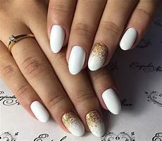 Nails In White Gel A Range Of Ideas To Adopt A Chic