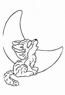ausmalbilder wolf 04 ausmalbilder tiere