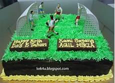 Kek4u Cakes And Chocolate Kek Padang Bola