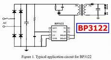 Bp3122 Datasheet Psr Constant Current Led Driver Bps