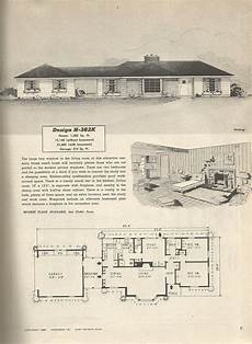 1950s ranch house plans this 1950 s ranch home was most likely owned by a