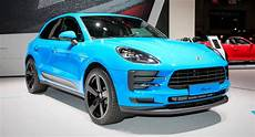 2019 Porsche Macan Debuts In Europe With 245 Ps 2 0l Turbo