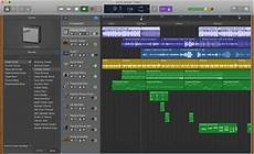 garage band how to record using two different microphones in garageband