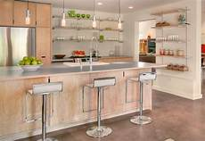Kitchen Designs With Open Shelves