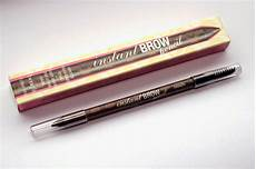 benefit instant brow pencil review freedom