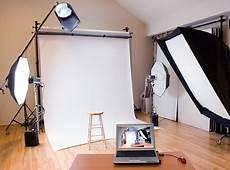 creer un cing chez soi monter un studio photo chez soi