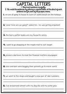 punctuation worksheets year 3 20696 reading and grammar pack no prep printables spelling worksheets grammar worksheets