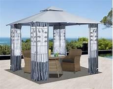 Gartenpavillon Metall 4x4 - konifera seitenteile f 252 r pavillon mit fenster f 252 r pavillon