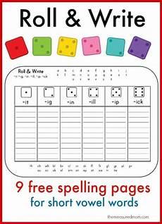 homeschool spelling worksheets 22416 free roll write spelling worksheets of a homeschool