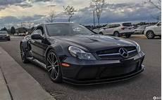 Mercedes Sl 65 Amg Black Series 26 September 2018