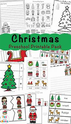 free printable christmas worksheets fun with