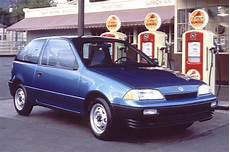 how to work on cars 1990 suzuki swift auto manual 1990 94 suzuki swift consumer guide auto