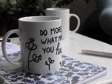 comment personnaliser un mug diy comment personnaliser ses mugs les projets