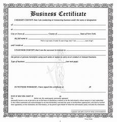 steps to filling out a dba the business of starting a