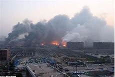 Tianjin China Explosion - at least 50 dead in devastating tianjin china explosion