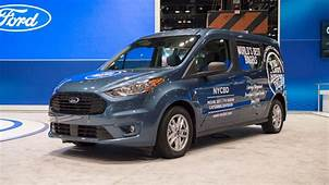 Live The Van Life With 2019 Ford Transit Connect Wagon
