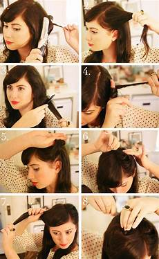 Vintage Hairstyles Hair Tutorials 30 diy vintage hairstyle tutorials for medium