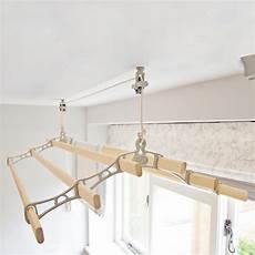 Kitchen Pulley Clothes Airer by Six Lath Pulley Clothes Airer 6 Lath Pulley