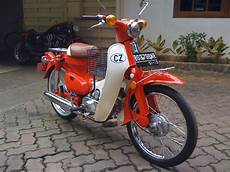 Modifikasi C70 by Modifikasi Motor Honda C70 Freewaremini