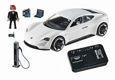 Playmobil The Rex Dasher S Porsche Mission E 70078