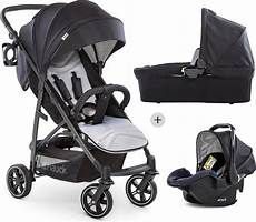 hauck kombi kinderwagen 187 rapid 4s plus trio set caviar