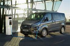 ford tourneo custom in hybrid announced for 2019