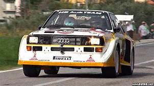 Audi Quattro S1 Group B PURE SOUND  Turn Up The Volume