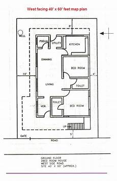 west facing house vastu floor plans vastu home plan for west facing plot plougonver com