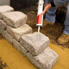 How To Build A Retaining Wall Backyards Construction