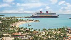special disney dream cruises with two stops at castaway cay return this summer disney parks blog