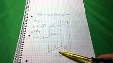 volumen eines dreiecksprismas ausrechnen so geht s