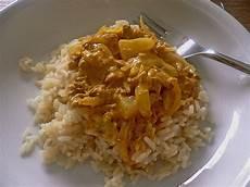 Reis Mit Soße - exotische thunfisch so 223 e zu reis rezept mit bild