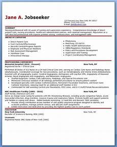 experienced nurse resume sle resume downloads