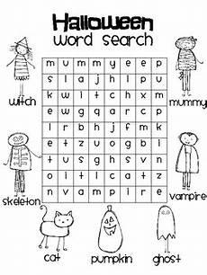 halloween word search by rachelle smith teachers pay teachers