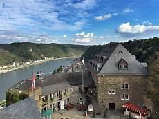 Romantik Hotel Schloss Rheinfels - adventure and wine on the rheinsteig trail