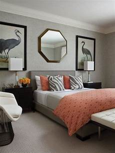 Home Decor Ideas For Grey Walls by 45 Grey And Coral Home D 233 Cor Ideas Digsdigs