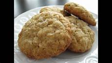 simple oatmeal cookies recipes vegan youtube