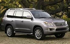 Used 2010 Lexus Lx 570 Suv Pricing Features Edmunds