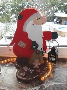 weihnachtsmänner aus holz selber machen bysteffi kuschelige bio spielwaren kuscheltier