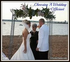 Officiate A Wedding