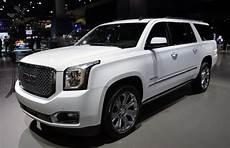 2020 gmc yukon concept diesel release date gmc specs news