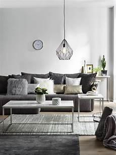 anthrazit grau oder silber verleihen dem raum nordischen charme und lassen sich super mit