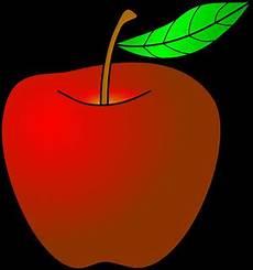 Buah Apel Animasi Moa Gambar