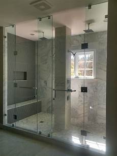 Large Custom Two Person Shower Gulick Luxury Home