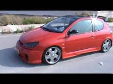 peugeot 206 tuning peugeot 206 gti tuning cochessoloweb